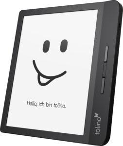 tolino vision 5: Smiley