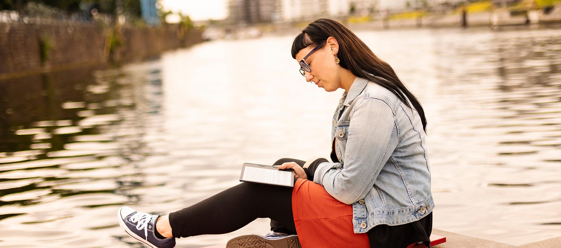 Schneller, besser, tolino vision 6 – Das Upgrade für mehr Lesevergnügen